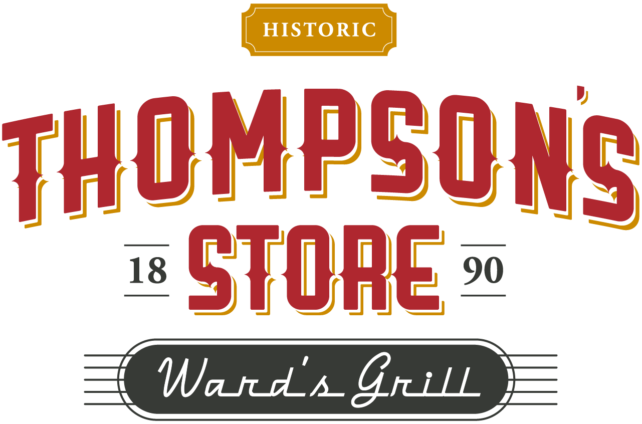 Thompson's Store | Ward's Grill Logo