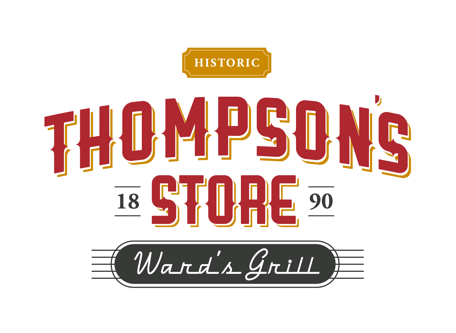 Thompson's Store | Ward's Grill Mobile Logo